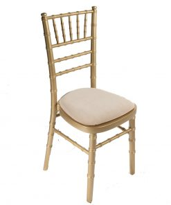 Gold Chiavari Chair - Jollies Commercial Furniture