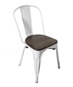 White Tolix Chair - Jollies commercial furniture